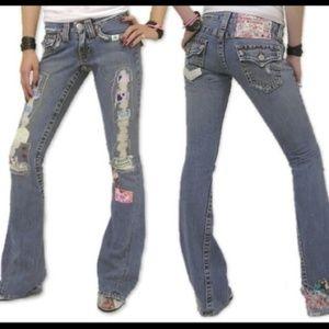 True Religion | Woodstock Flare Jeans